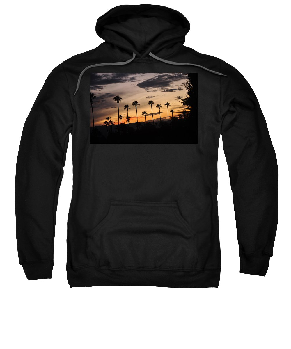 Morning Sky Sweatshirt featuring the photograph Morning Awakens by Jay Milo