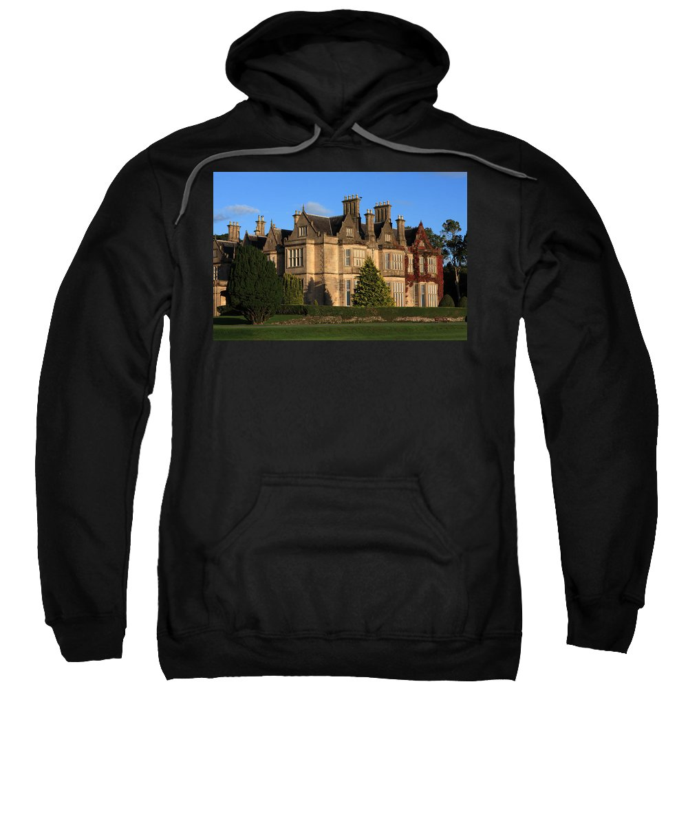 Ireland Sweatshirt featuring the photograph Muckross House, Killarney National Park by Aidan Moran
