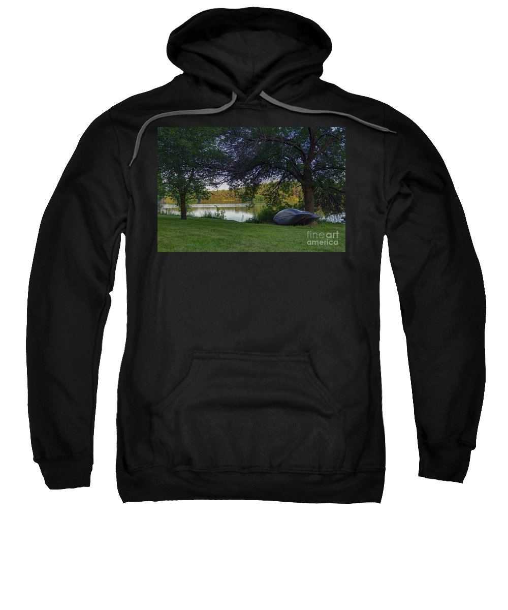 Backgrounds Sweatshirt featuring the photograph Need To Float 20140718 by Alan Look