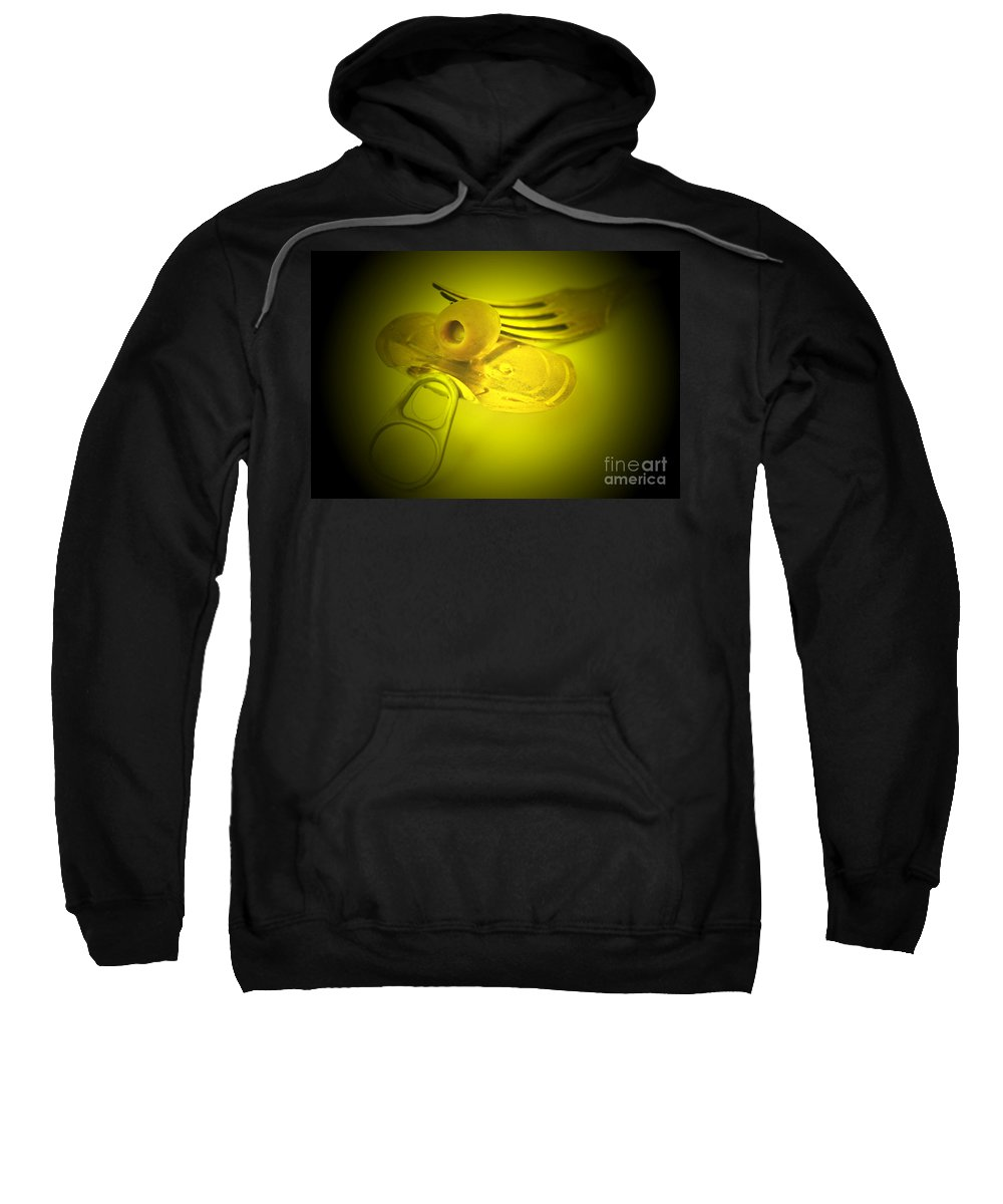 Olive Sweatshirt featuring the photograph Olive by Lali Kacharava