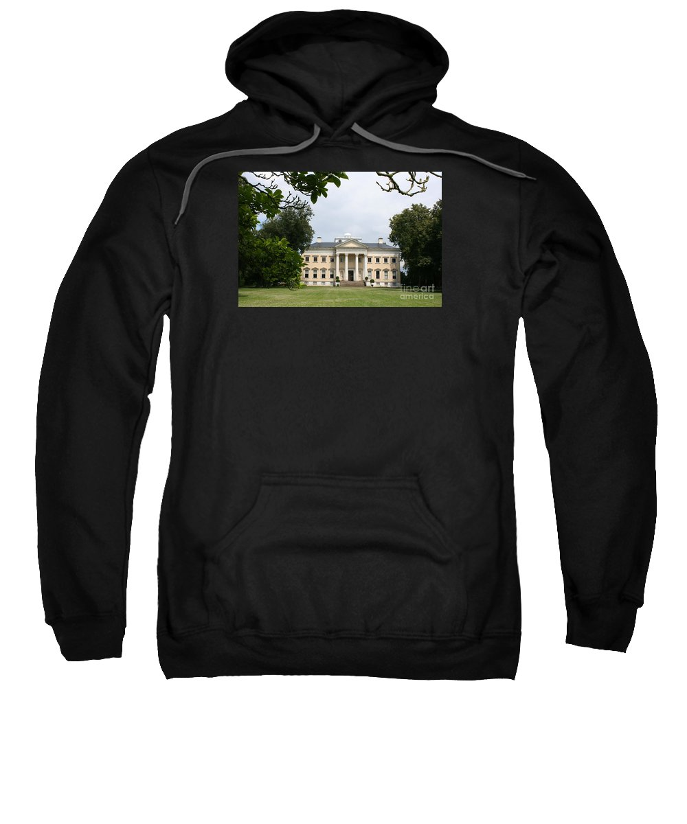 Palace Sweatshirt featuring the photograph Palace Woerlitz by Christiane Schulze Art And Photography