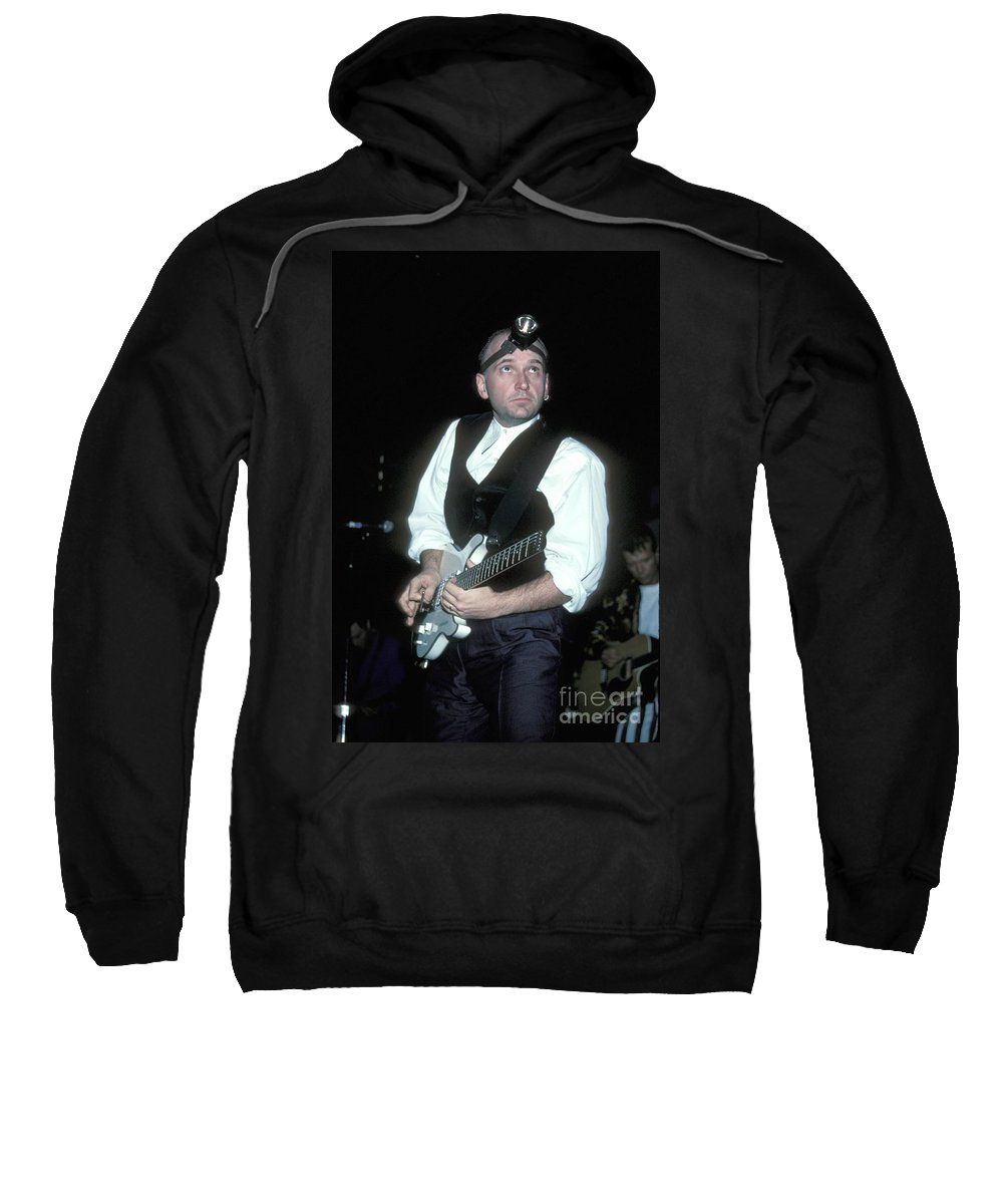 Concert Sweatshirt featuring the photograph Reeves Gabrel by Concert Photos
