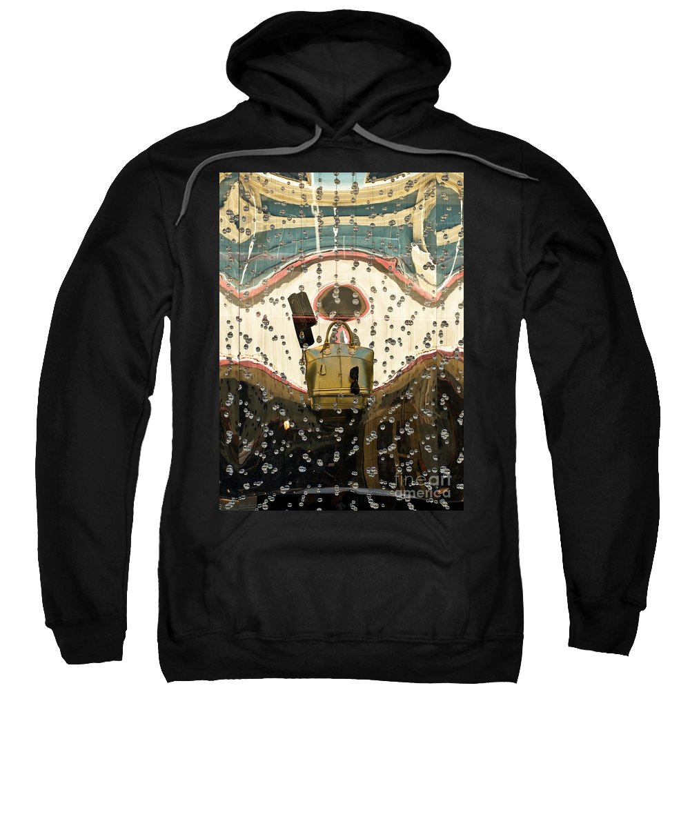 Reflection Sweatshirt featuring the photograph Reflections 02 by Rick Piper Photography