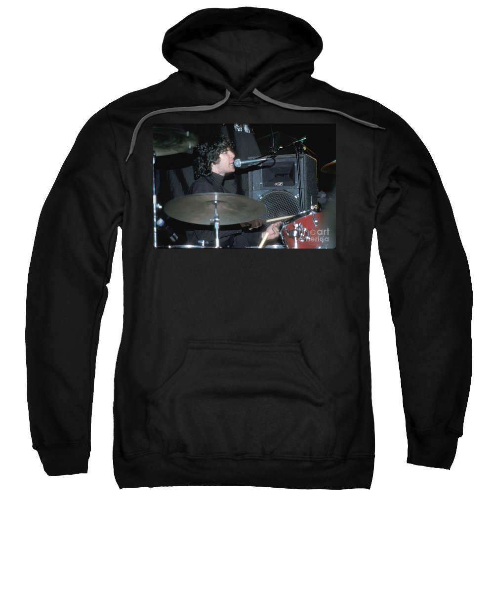 Photos Sweatshirt featuring the photograph Richard X Hayman by Concert Photos