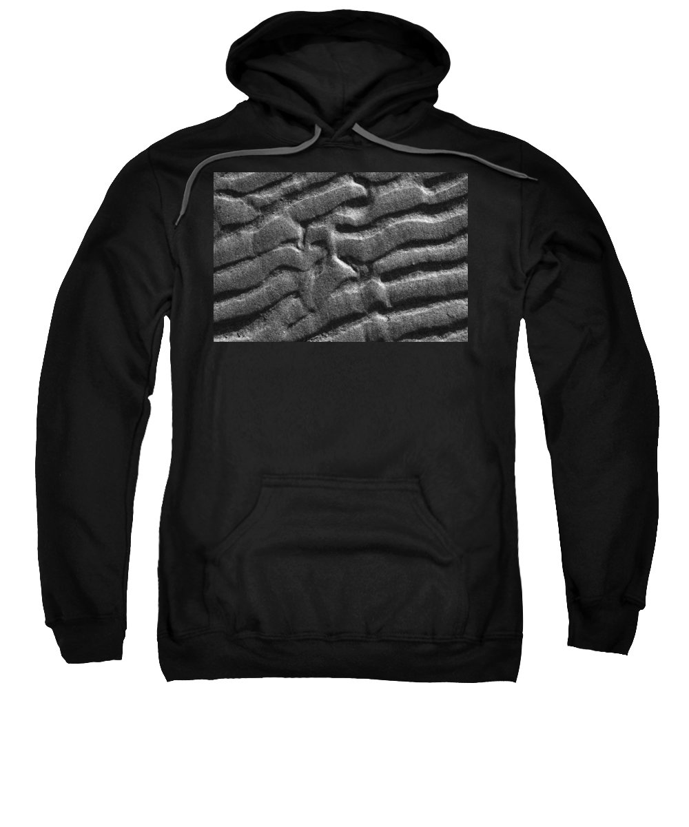 Ripples Sweatshirt featuring the photograph Ripples Disrupted by Robert Woodward