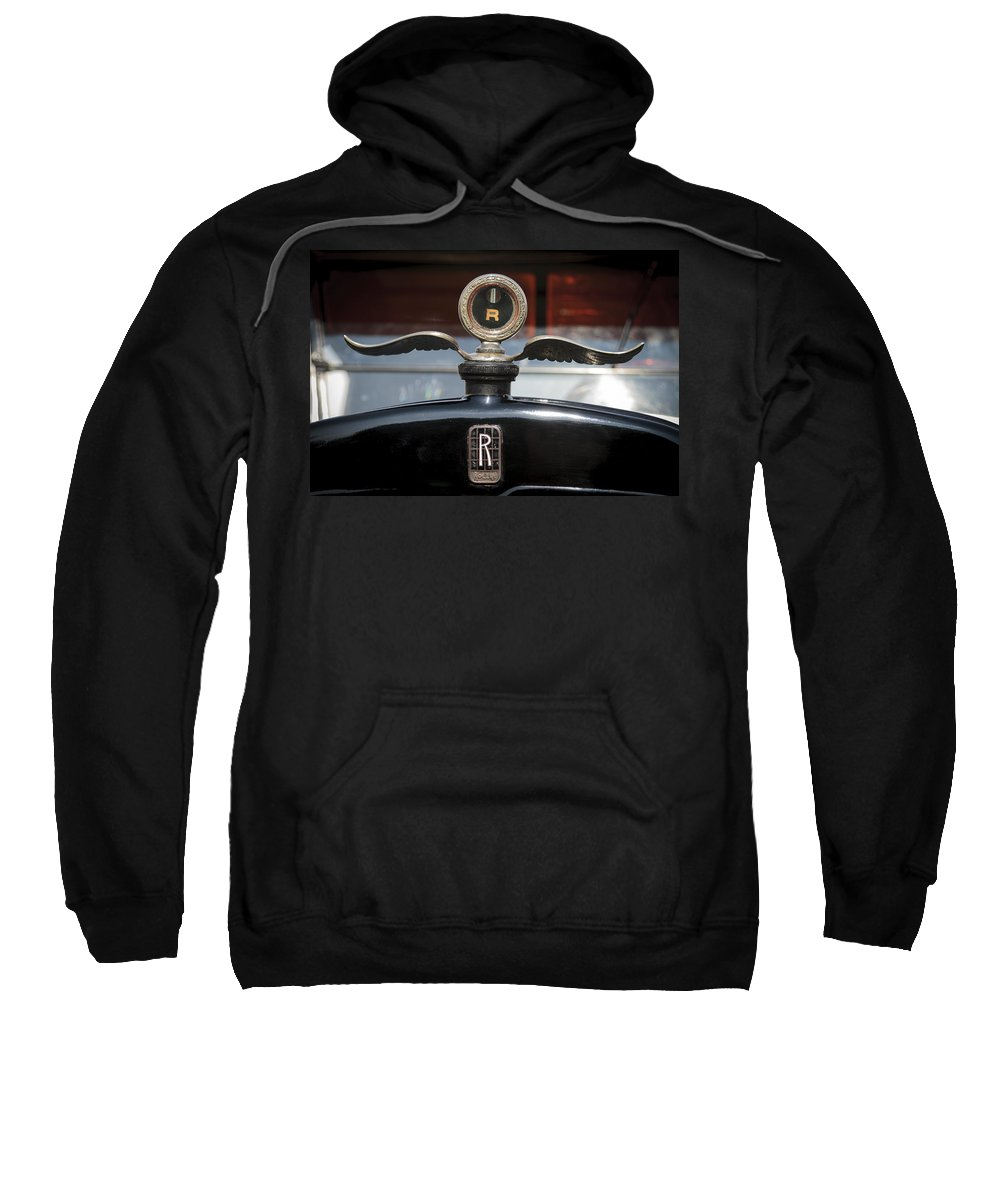 Glenmoor Sweatshirt featuring the photograph Rollin by Jack R Perry