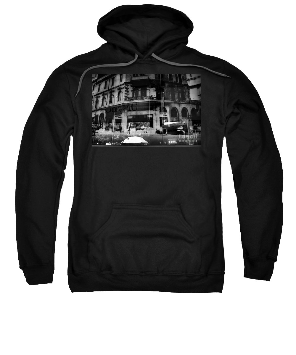 Rome Sweatshirt featuring the photograph Rome by Justyna JBJart