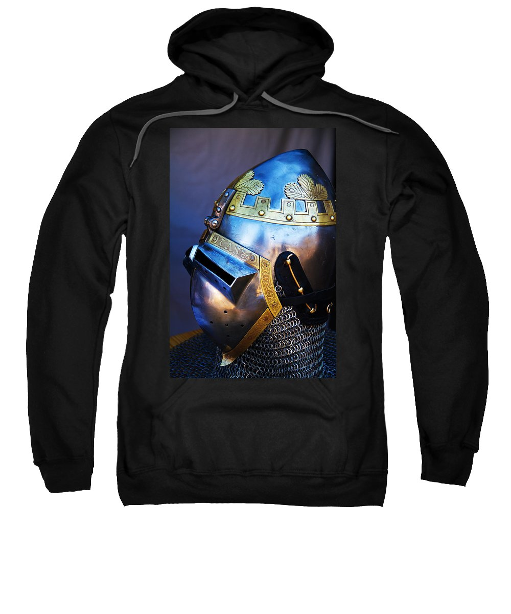 Knight Sweatshirt featuring the photograph Royal Knight by Guy Shultz