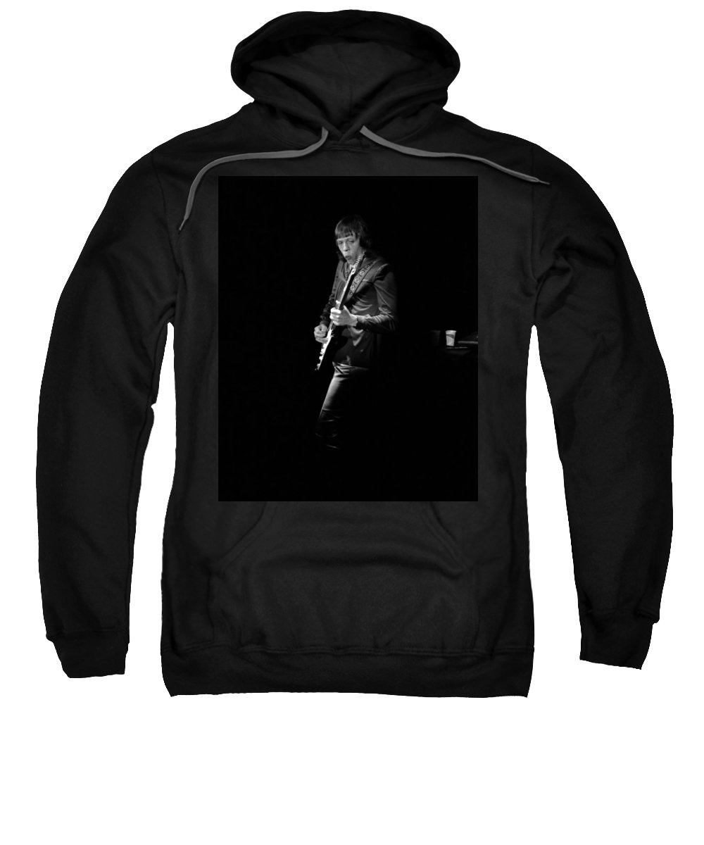 Robin Trower Sweatshirt featuring the photograph Rt #9 by Ben Upham