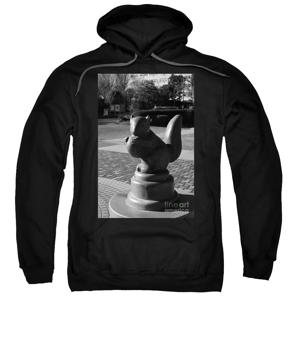 Park Sweatshirt featuring the photograph Sagamihara Asamizo Park 5a by Jay Mann