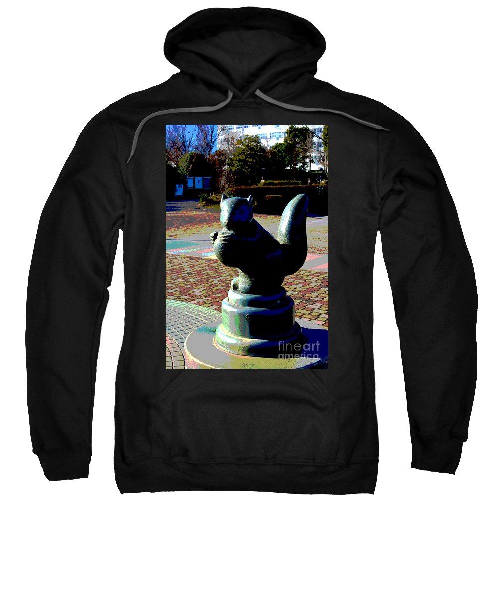 Park Sweatshirt featuring the photograph Sagamihara Asamizo Park 5c by Jay Mann