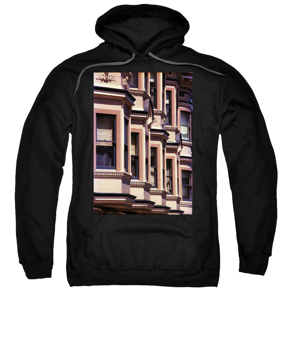 San Francisco Sweatshirt featuring the photograph San Francisco Sunshine by Ira Shander