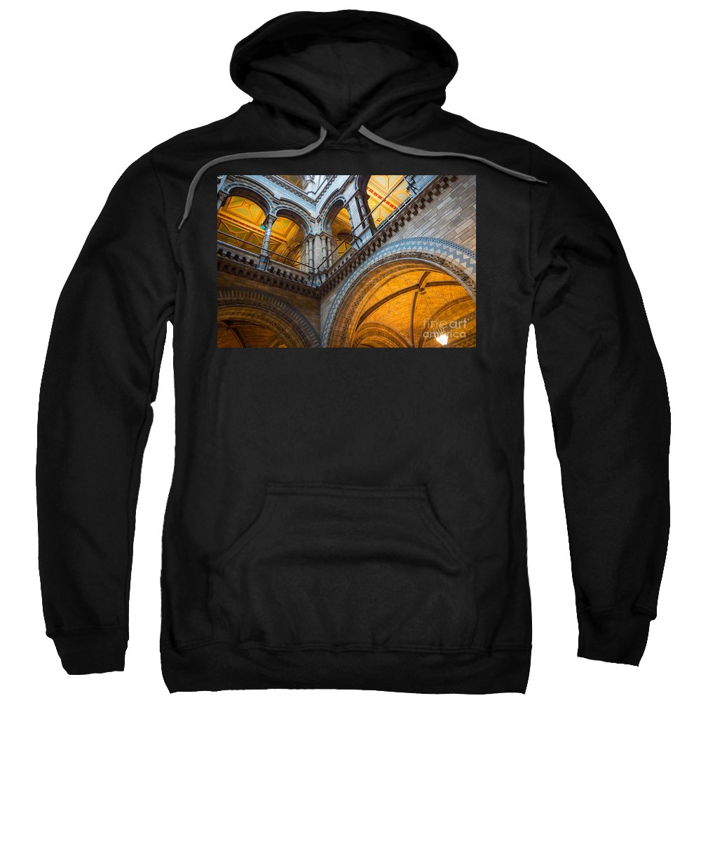 Britain Sweatshirt featuring the photograph Second Story by Inge Johnsson