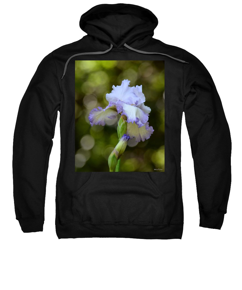 Sensuous Sweatshirt featuring the photograph Sensuous by Maria Urso