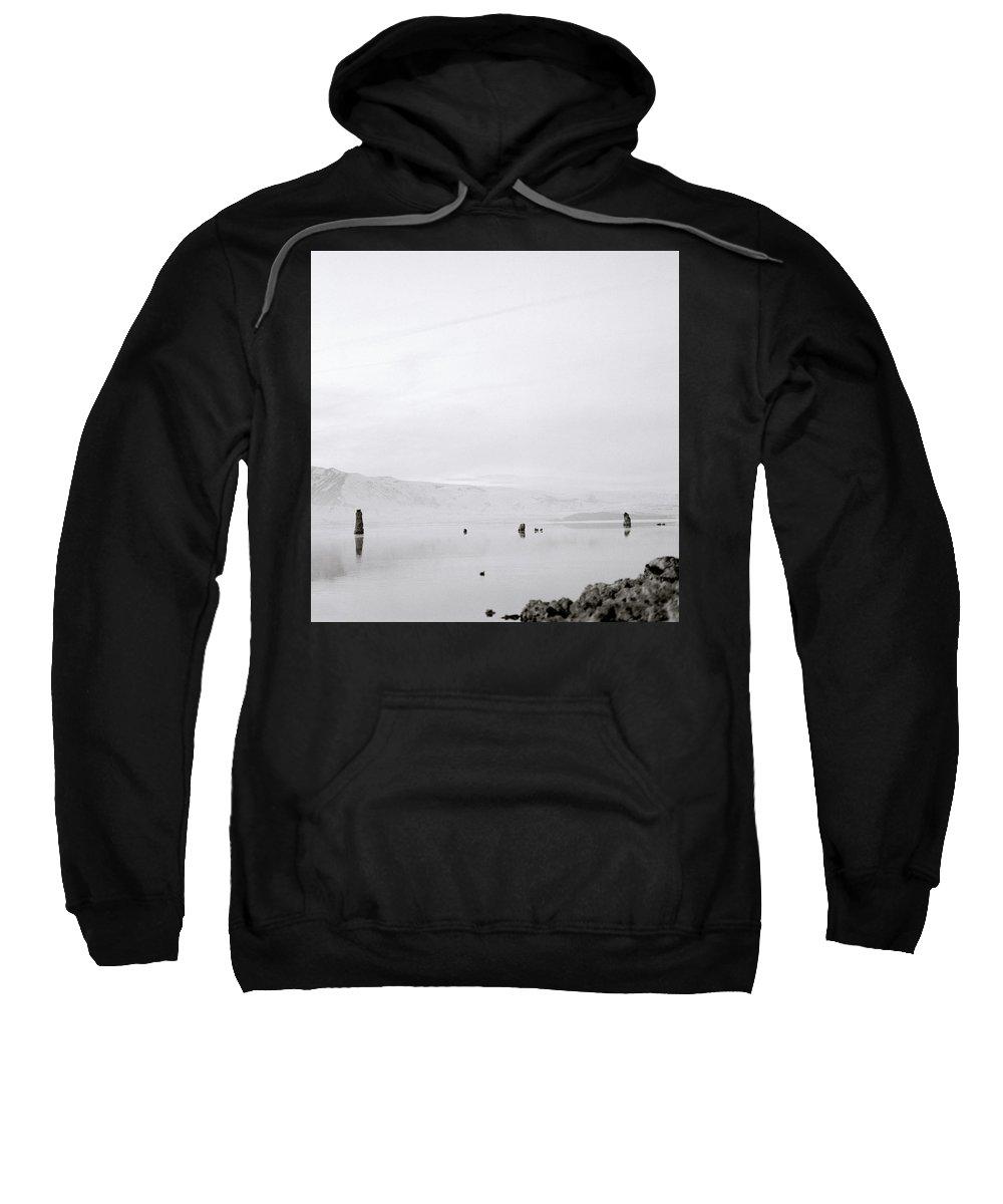 Serenity Sweatshirt featuring the photograph Meditation by Shaun Higson