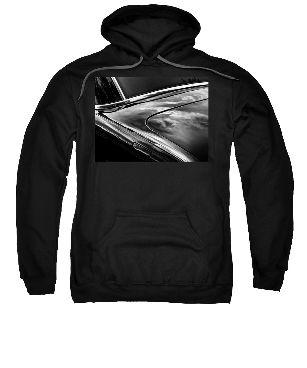 Car Sweatshirt featuring the photograph Smooth by John Hansen