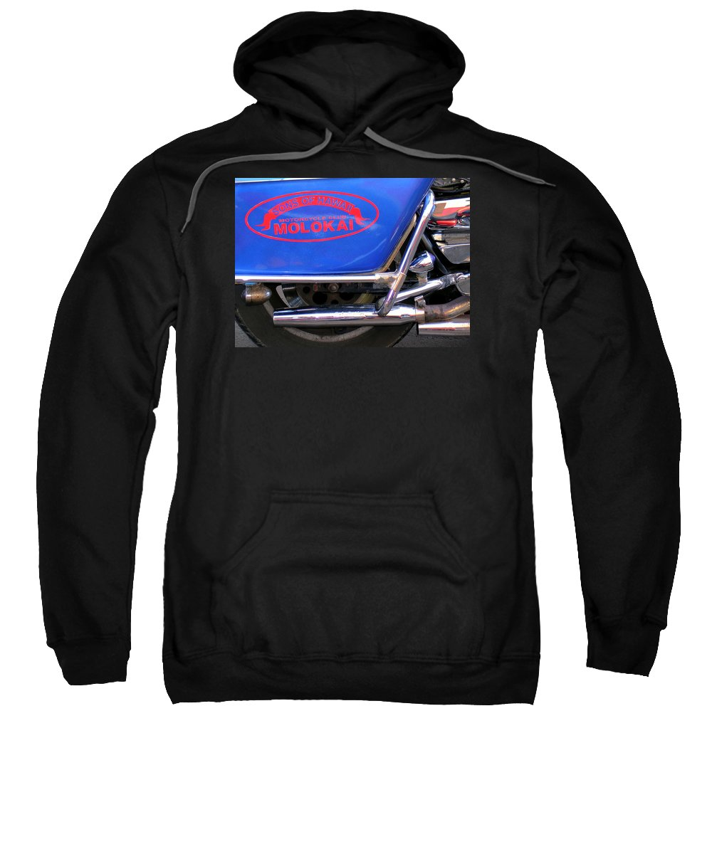Hawaii Iphone Cases Sweatshirt featuring the photograph Sons Of Hawaii by James Temple