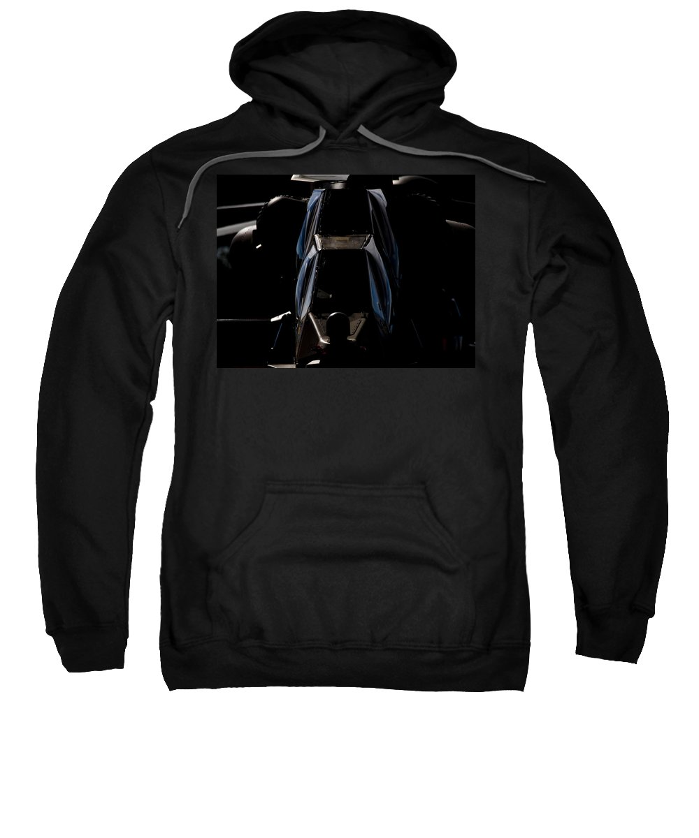 Atlas Rooivalk Sweatshirt featuring the photograph Starting Up by Paul Job