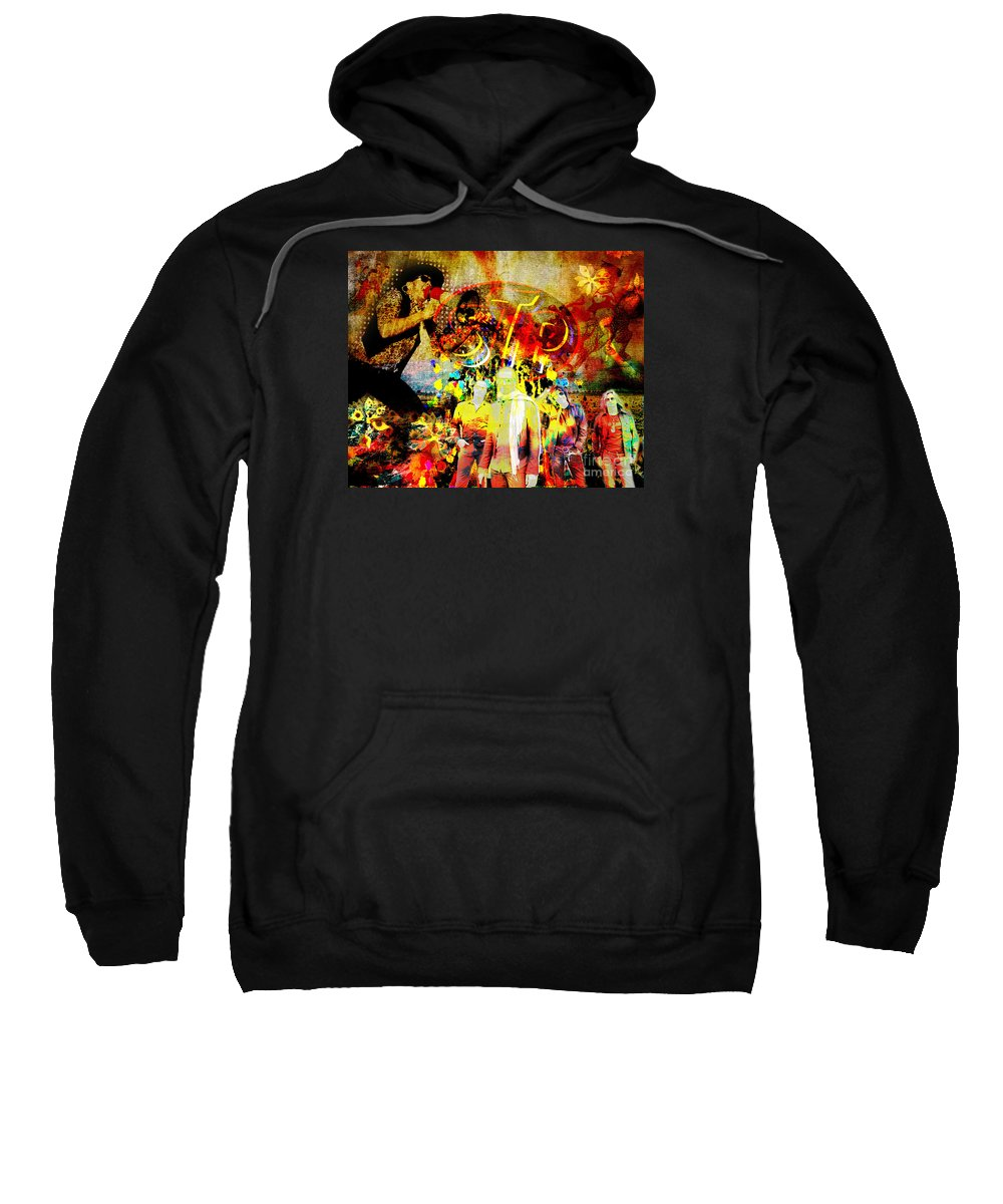 Stone Temple Pilots Hooded Sweatshirts T-Shirts