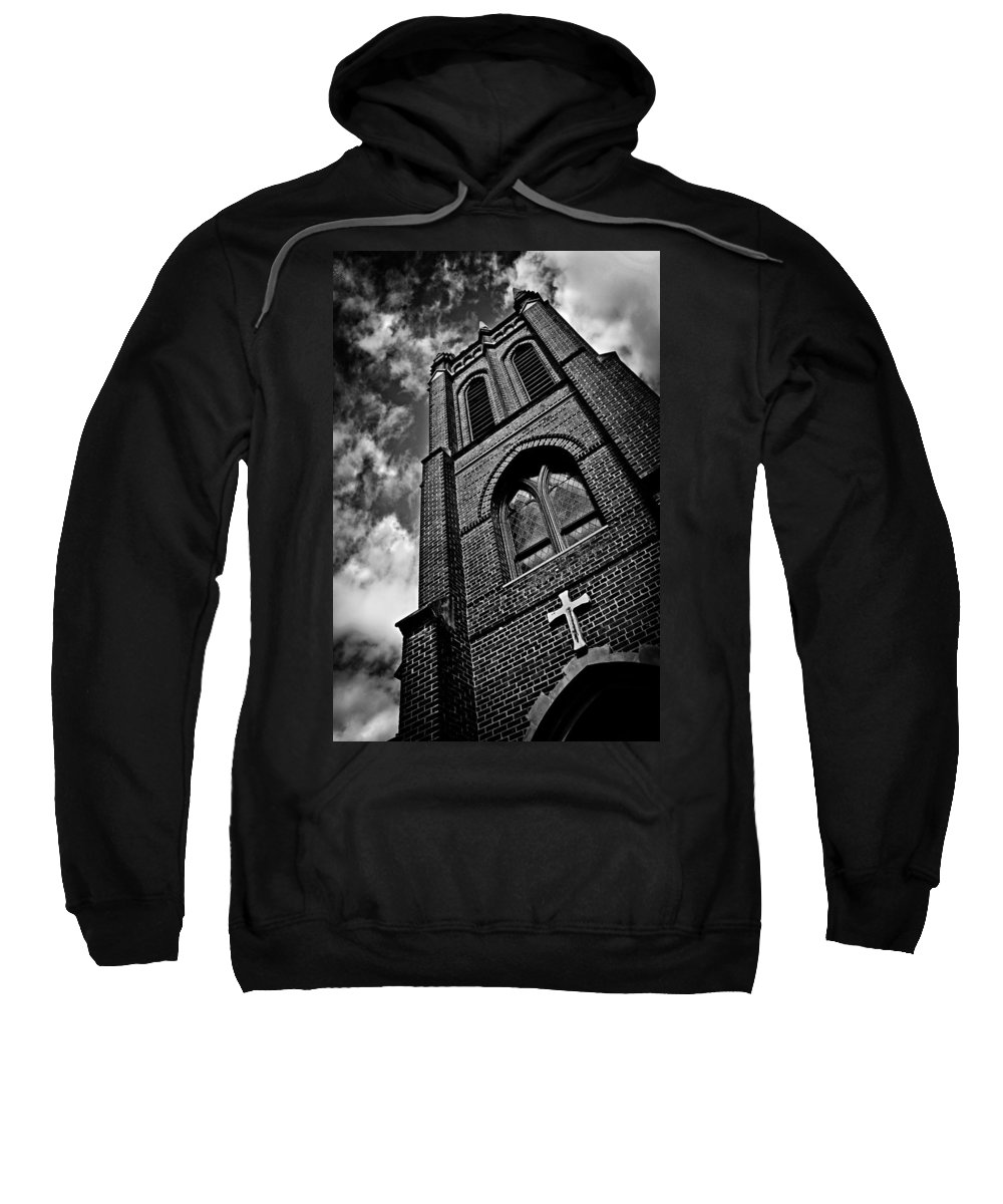Tower Sweatshirt featuring the photograph Strong Tower by Jessica Brawley