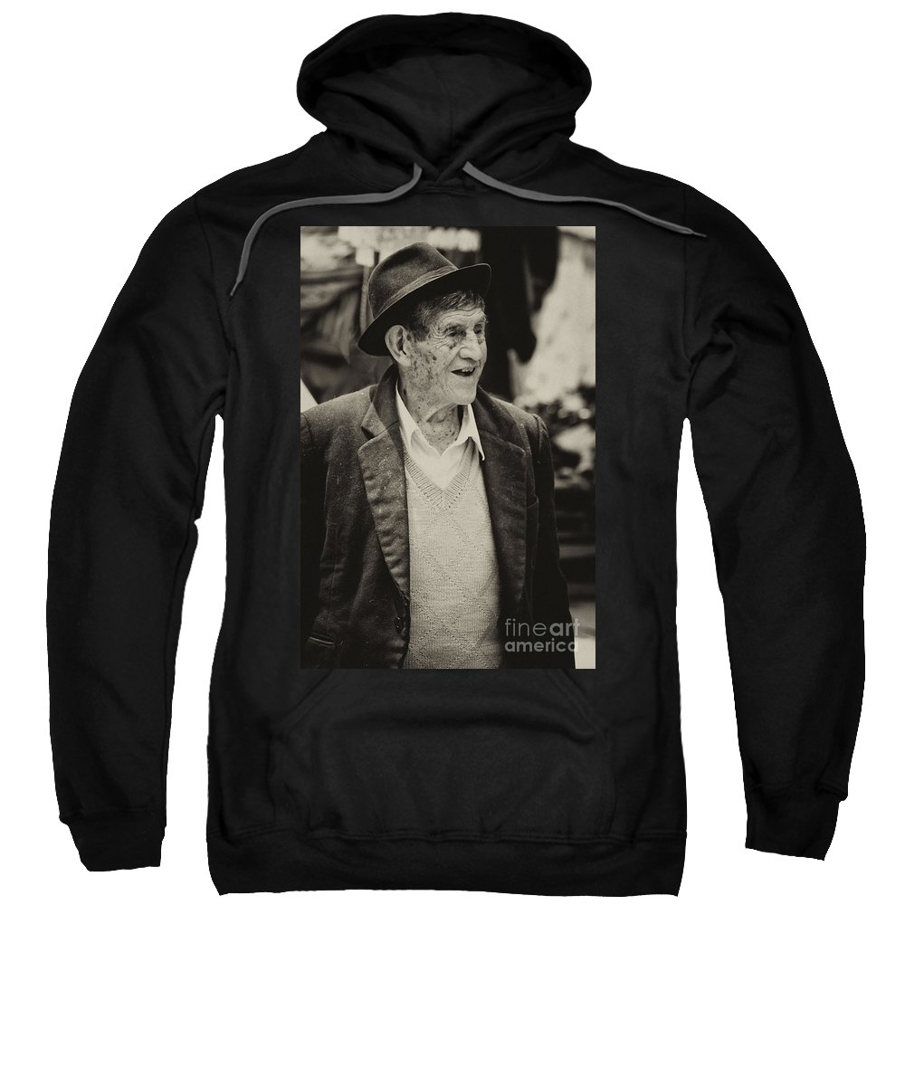 Sweatshirt featuring the photograph Sunday Afternnoon 1 by Karla Weber
