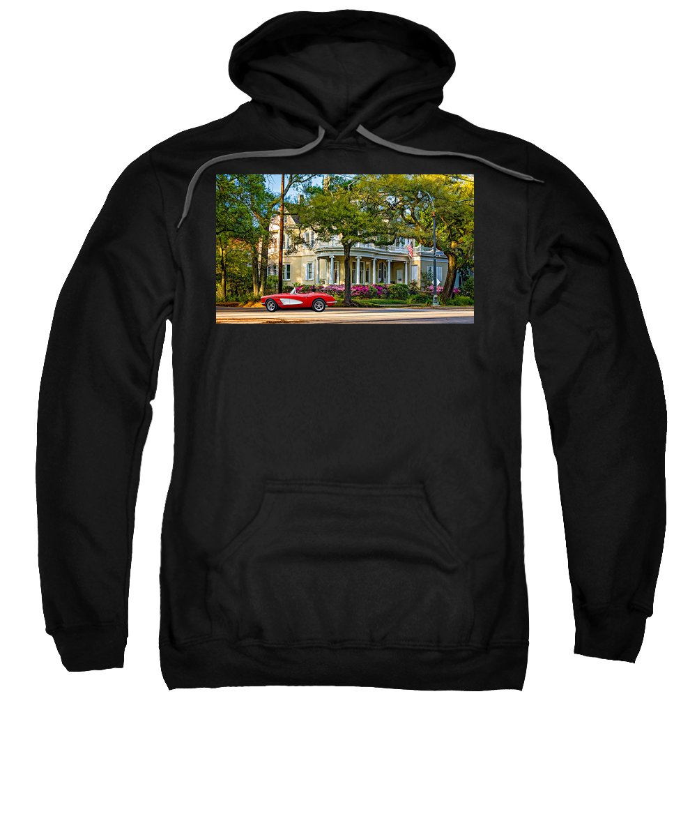 Home Sweatshirt featuring the photograph Sweet Home New Orleans 3 by Steve Harrington