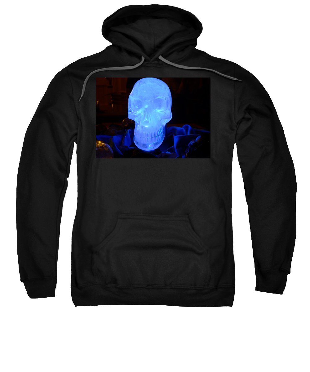 Synergy Sweatshirt featuring the photograph Synergy by Denise Mazzocco