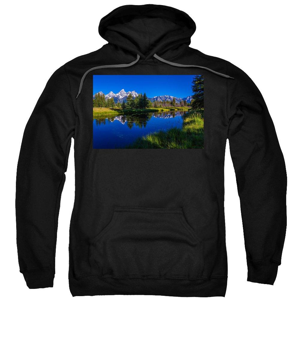 Mountainscape Photographs Hooded Sweatshirts T-Shirts