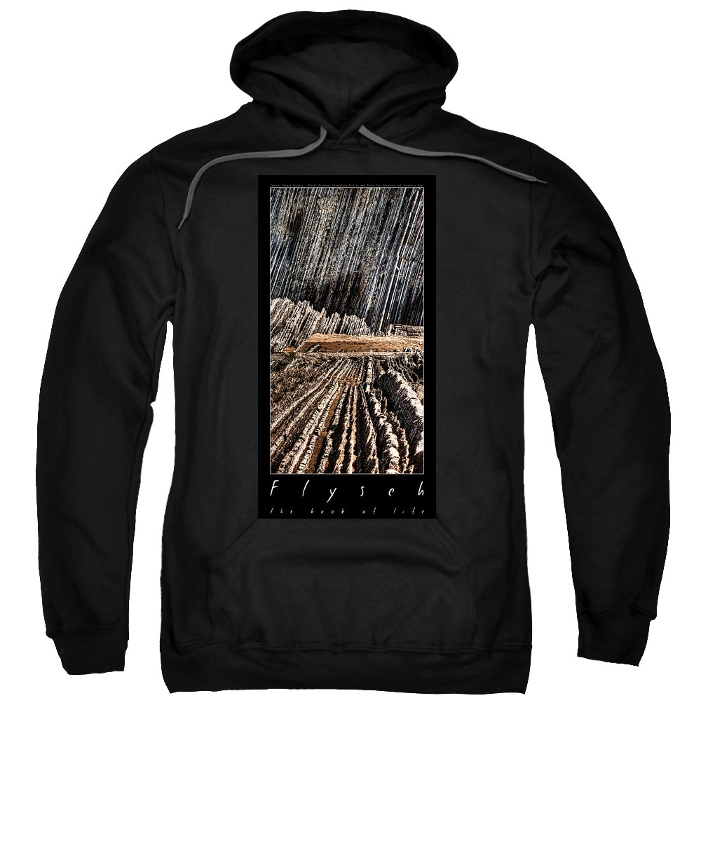 Book Of Life Sweatshirt featuring the photograph The Book Of Life II by Weston Westmoreland