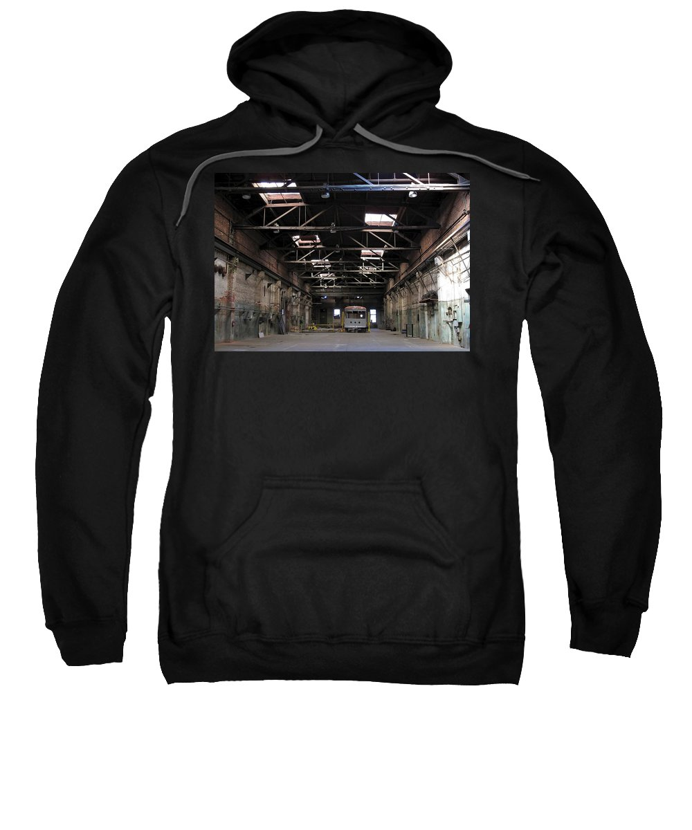 Tampa Sweatshirt featuring the photograph The Heights 1 by David Beebe