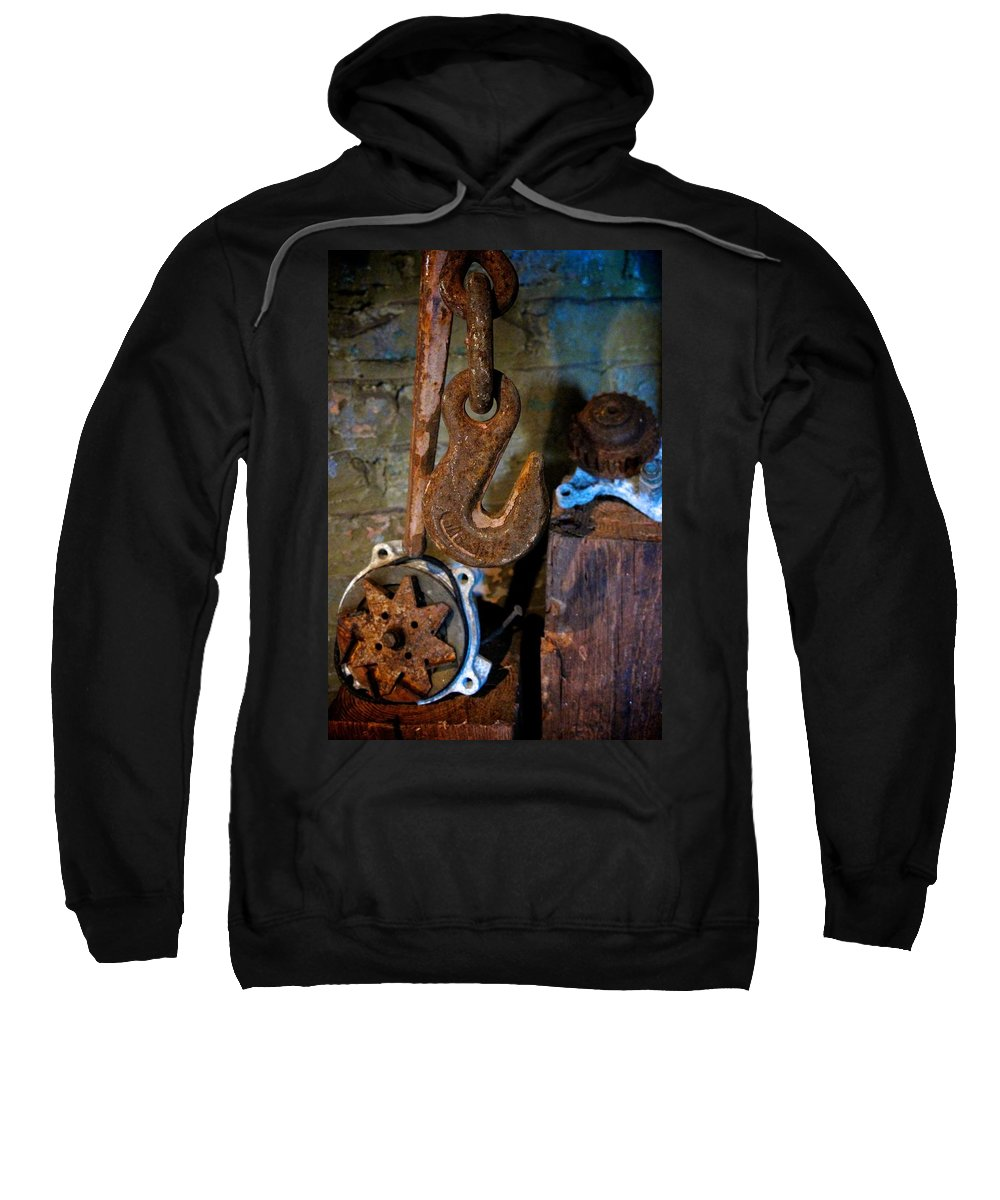 Tampa Sweatshirt featuring the photograph The Heights 9 by David Beebe