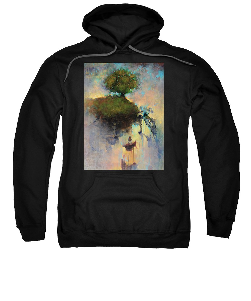 Louvre Hooded Sweatshirts T-Shirts