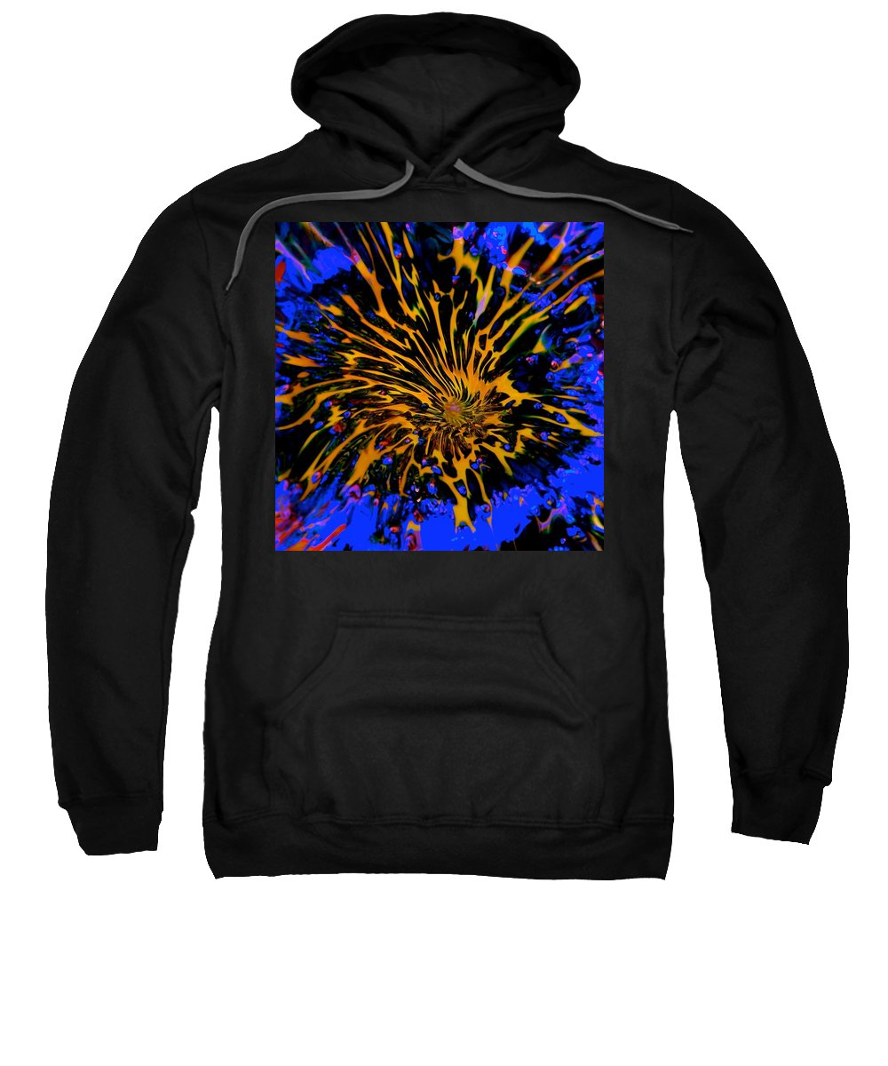 Glassware Sweatshirt featuring the photograph Thunderclap Tunnel by Tim G Ross