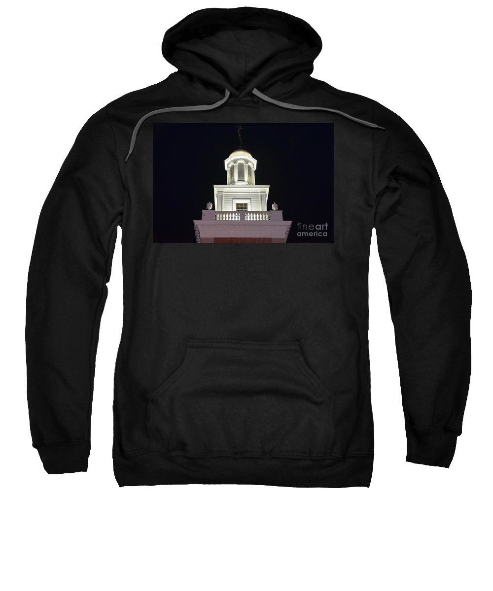 Tower Sweatshirt featuring the photograph Tower by Michael Keough
