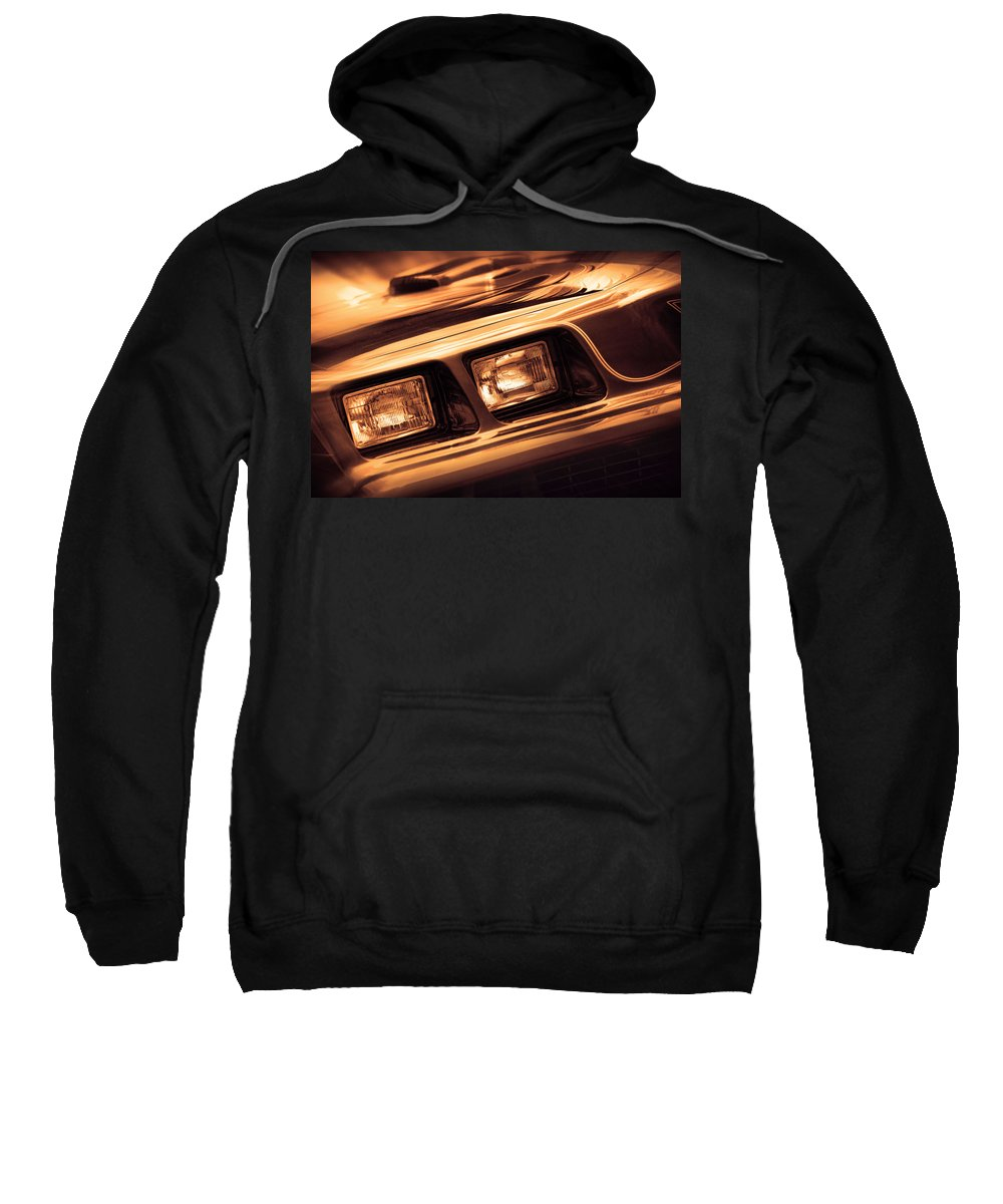 1979 Sweatshirt featuring the photograph Trans Am by Gordon Dean II