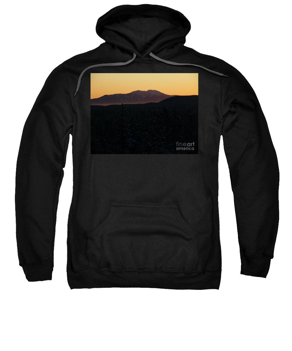 Tree Sweatshirt featuring the photograph Treeline by Brian Boyle