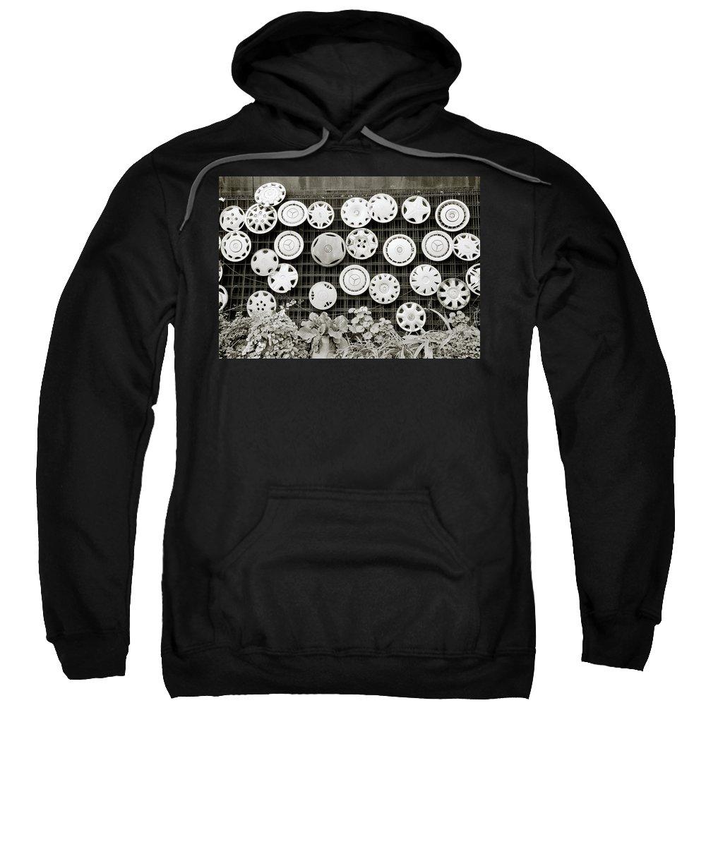 Art Sweatshirt featuring the photograph Urban Art by Shaun Higson