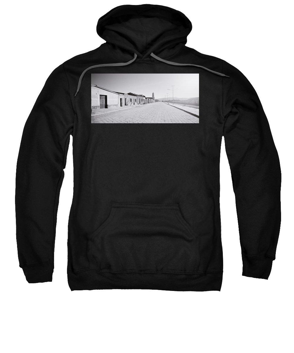 Dawn Sweatshirt featuring the photograph Uyuni Sunrise by Shaun Higson