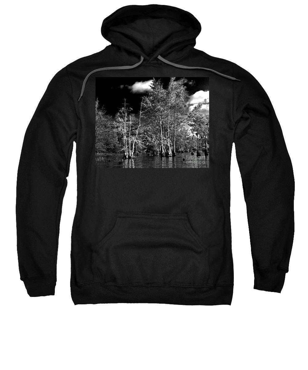 Vernon Lake Sweatshirt featuring the photograph Vernon Lake Trip by Ken Frischkorn
