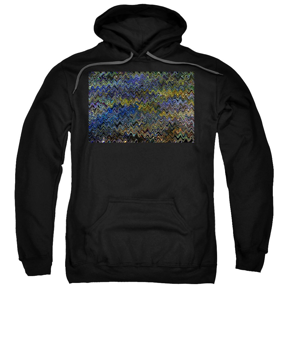 Light Sweatshirt featuring the photograph Vibrant Colors by Chevy Fleet