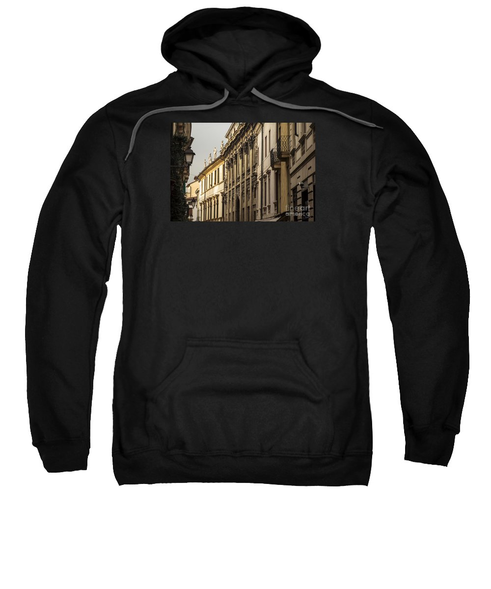 Italy Sweatshirt featuring the photograph Vicenza by Prints of Italy
