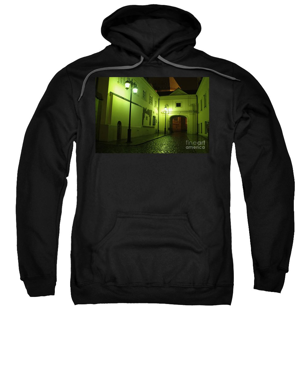 Warsaw Sweatshirt featuring the photograph Warsaw by Lana Enderle