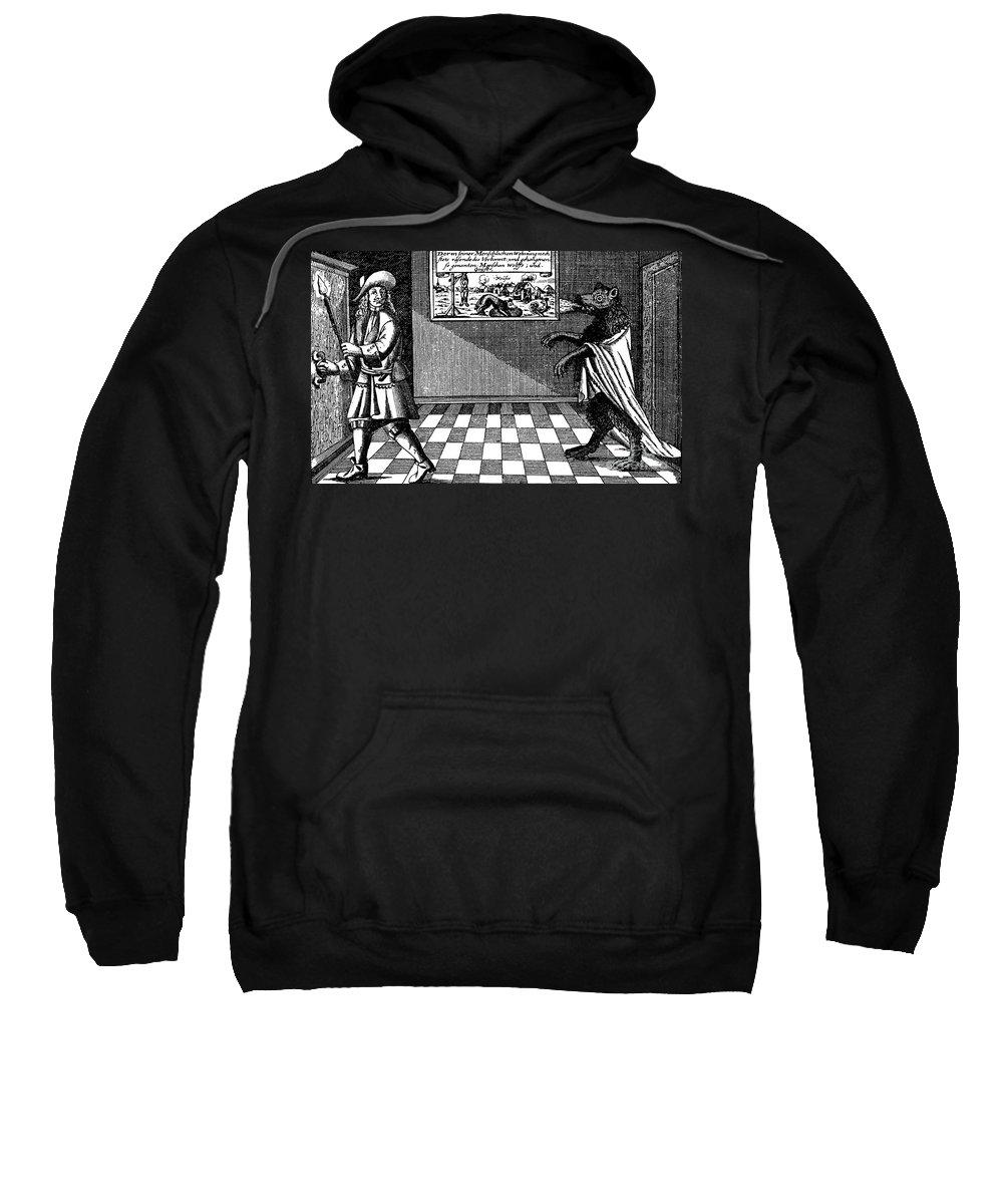 Shape Shifter Photographs Hooded Sweatshirts T-Shirts