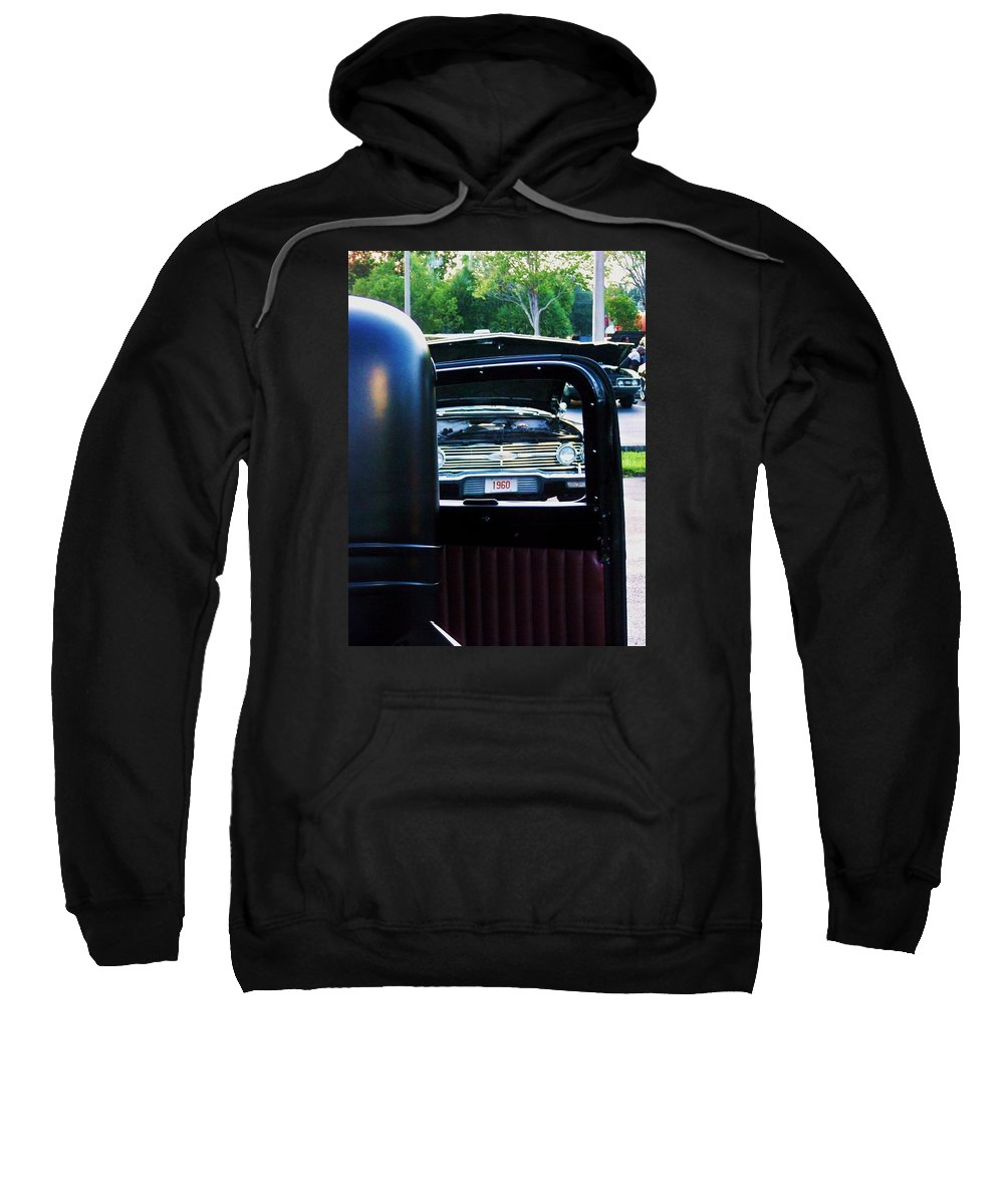 Window Sweatshirt featuring the photograph Window by Chuck Hicks