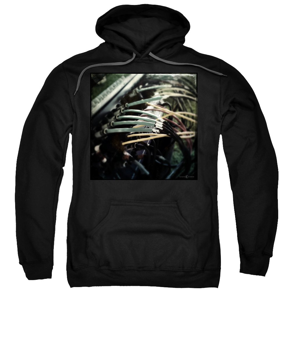 Wired For Sound Adult Pull-Over Hoodie for Sale by Tim Nyberg