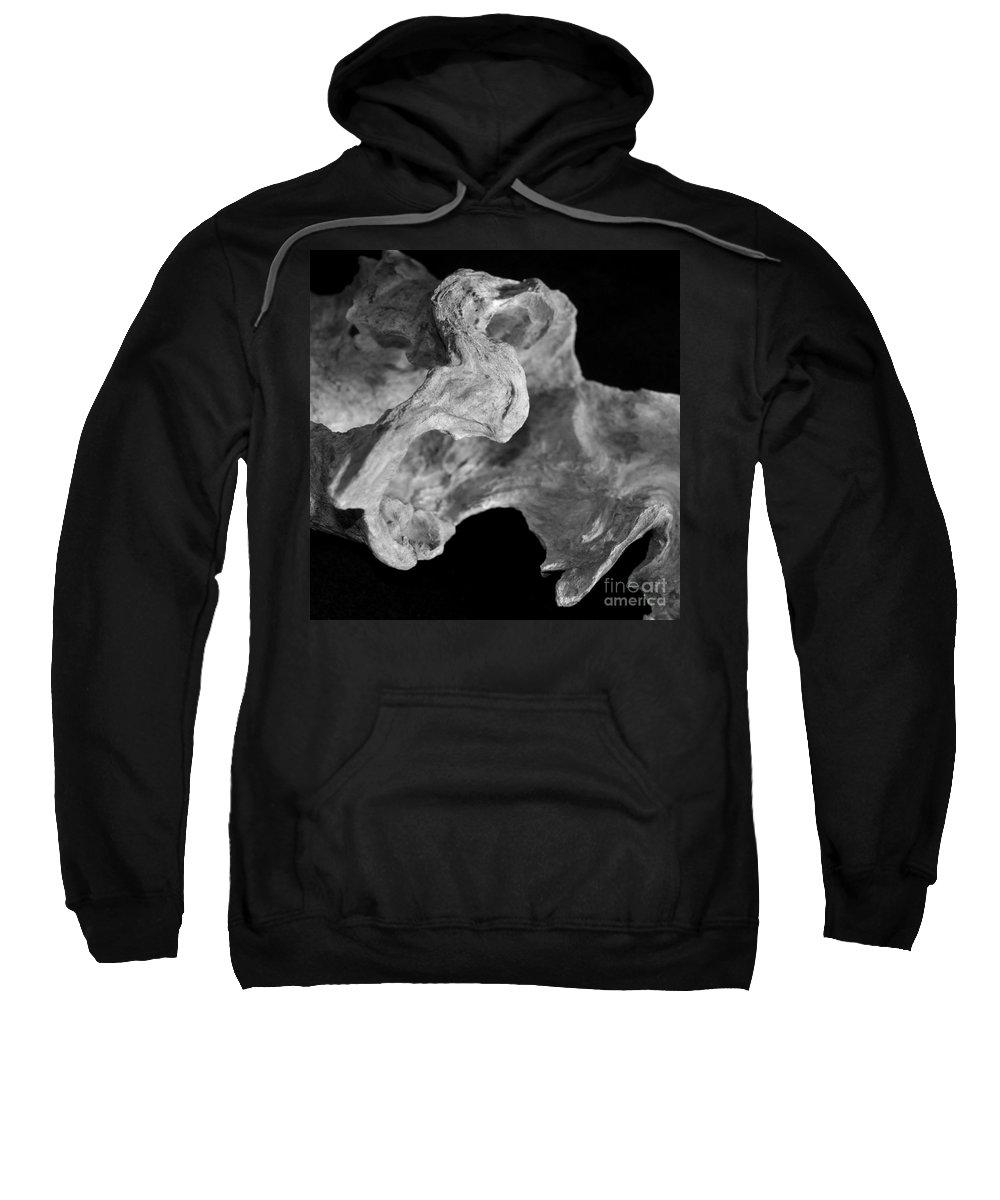 � Paul Davenport Sweatshirt featuring the photograph wudu 2 XXVI by Paul Davenport