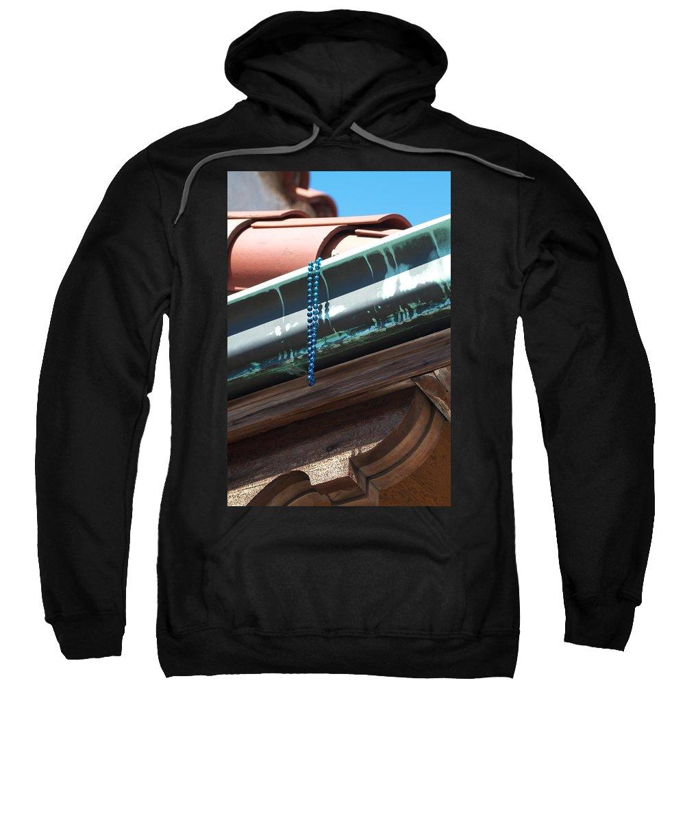 Ybor City Sweatshirt featuring the photograph Ybor City 2013 5 by David Beebe