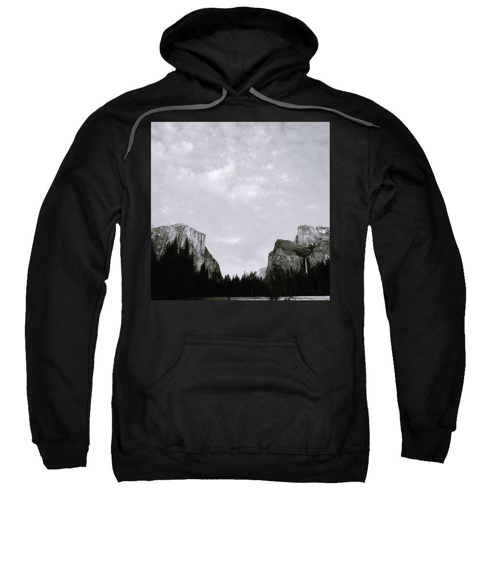 Yosemite Sweatshirt featuring the photograph Serenity Of Yosemite by Shaun Higson