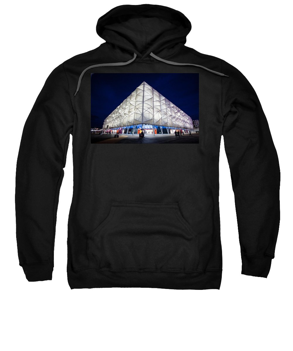 Dawn Oconnor Sweatshirt featuring the photograph Olympic Park by Dawn OConnor