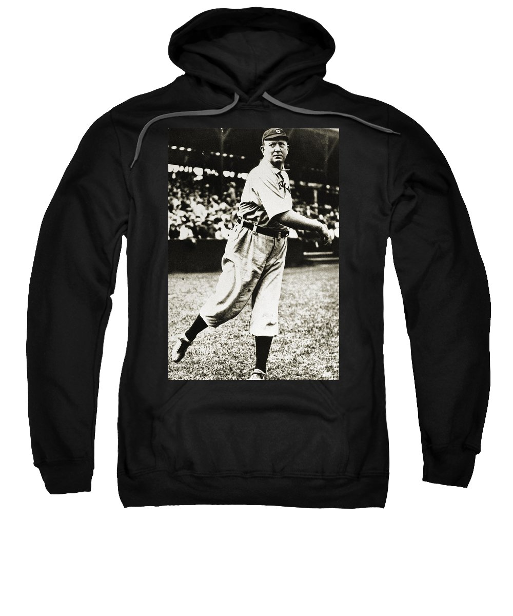 20th Century Sweatshirt featuring the photograph Cy Young (1867-1955) by Granger